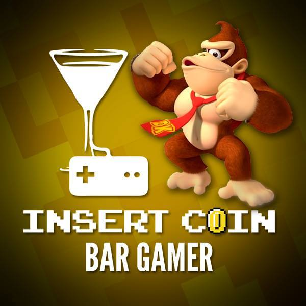 Insert Coin Bar