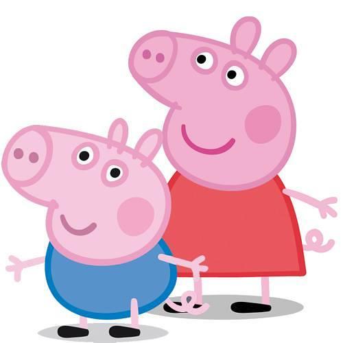 Pepa y George Pig