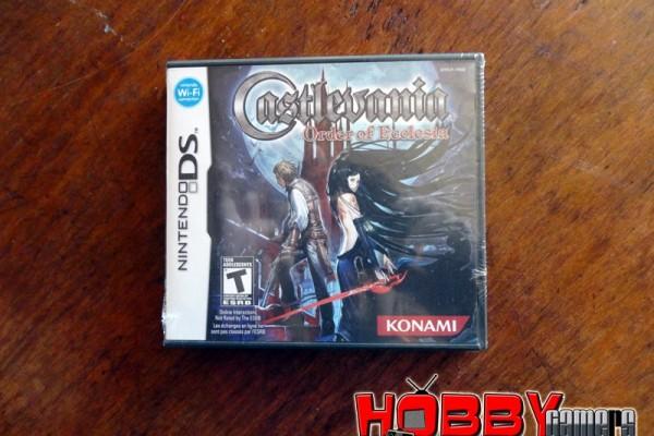 Castlevania: Order of Ecclesia Nintendo DS