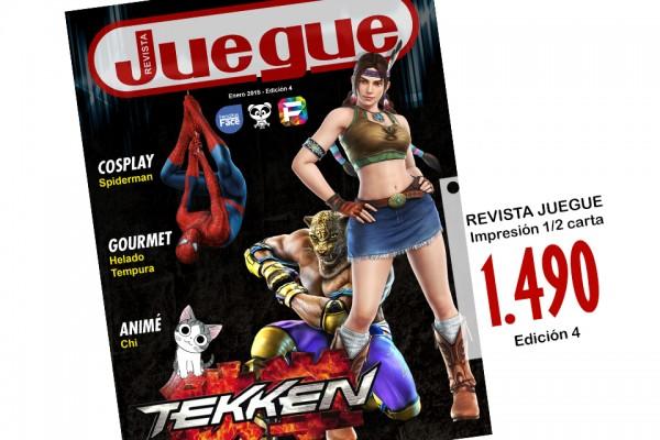 Revista Juegue4