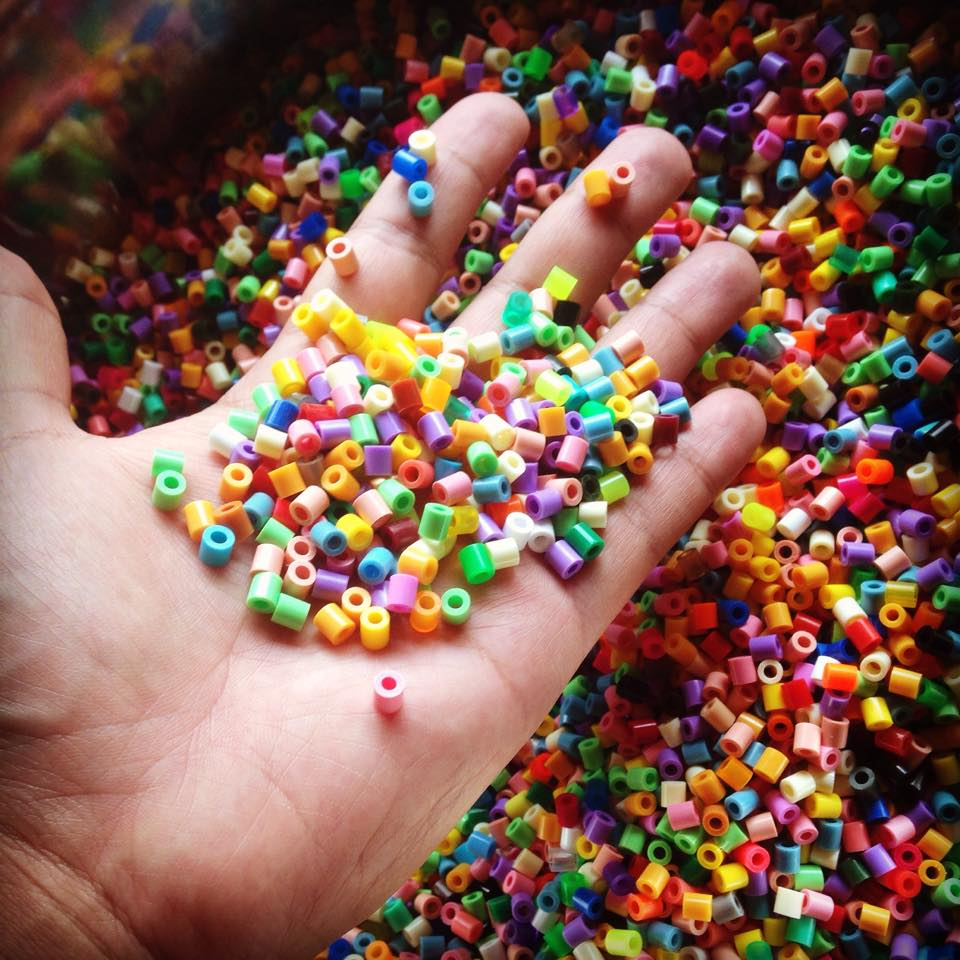 Hama Beads Chile