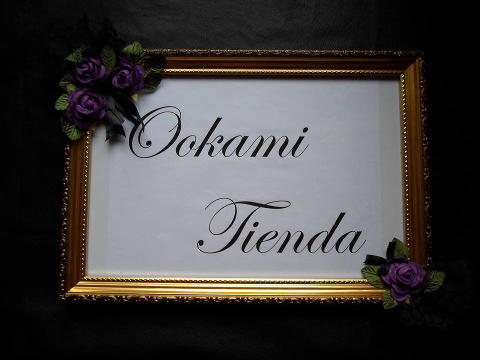 Logo Ookami Tienda