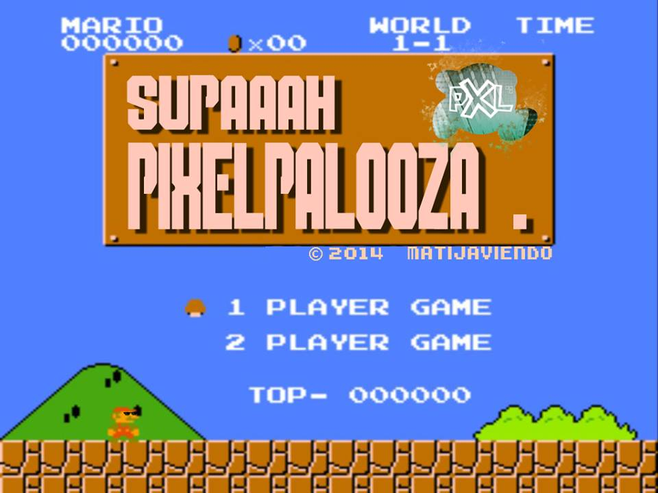 PixelPalooza