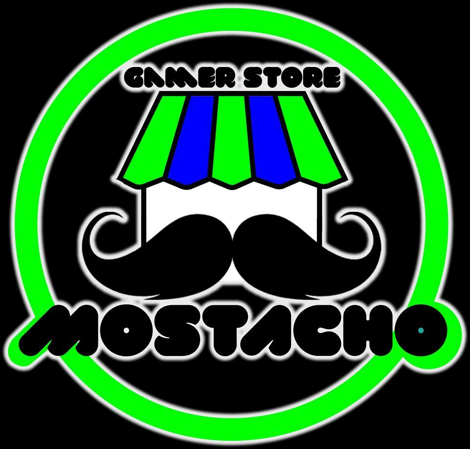 Mostacho Gamer Store