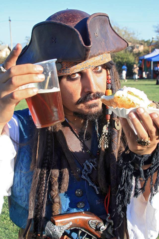 El cofre del pirata artesanos
