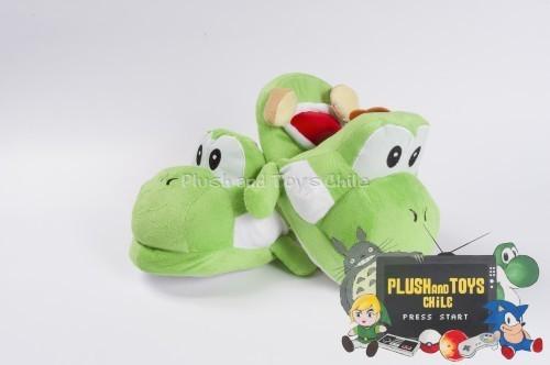 Yoshi PAntuflas Verde (7)