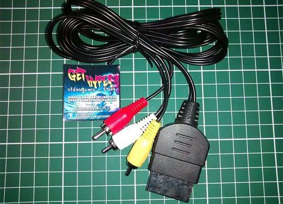 cable AV XBOX 1