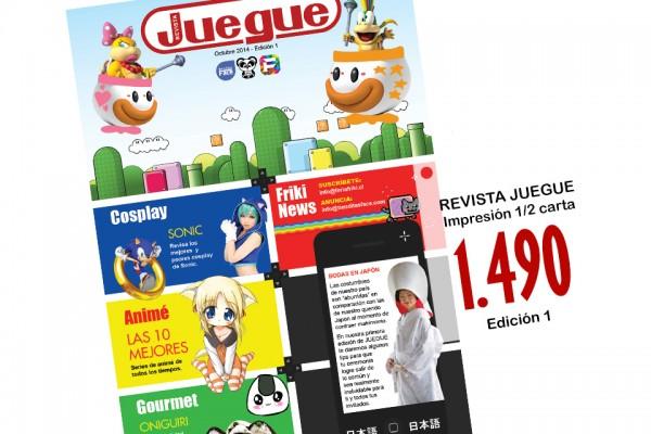 Revista Juegue1