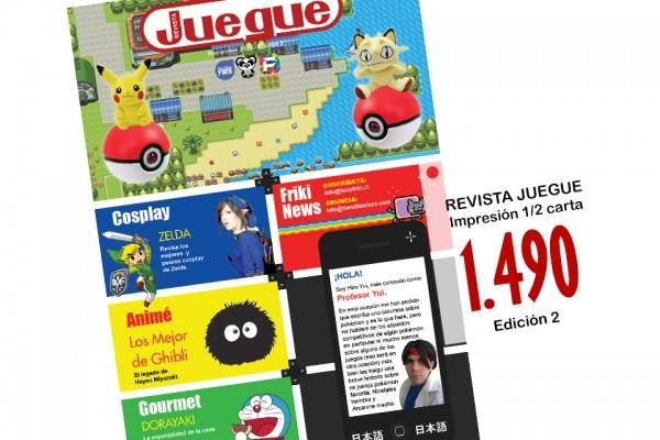 Revista Juegue2